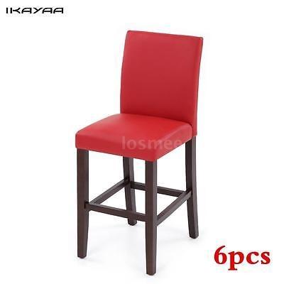 Conjunto de 6 elegantes modernas sillas de comedor de    1.817 ...