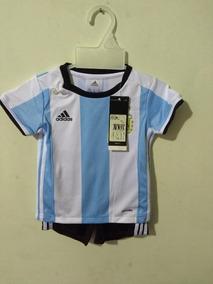 3eaf71bb7 Camiseta Argentina Adidas Para Bebe en Mercado Libre Argentina