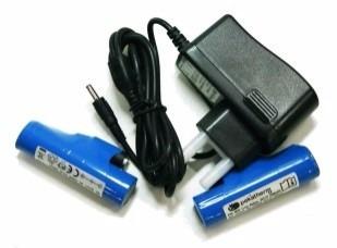 conjunto de baterías de litio y cargador cp940