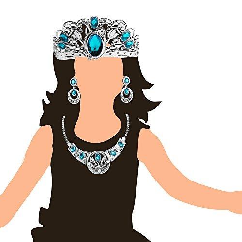 Conjunto De Belleza Princesa Jaxojoy Juego Pretende Vestir