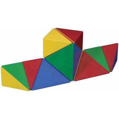 conjunto de bloques de mag 24 piezas