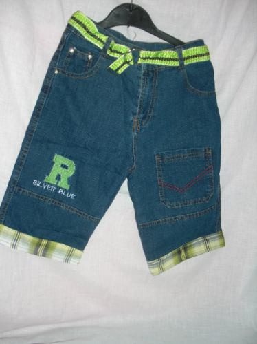 conjunto de blue jeans para niño. talla 8. subas.
