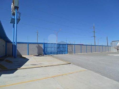 conjunto de bodegas en renta en cd. juarez, km 21.5