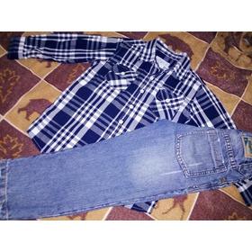 Conjunto De Camisa Epk Y Pantalón Para Niños 5 Años