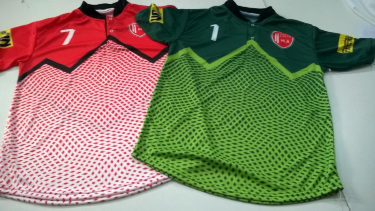 Conjunto De Camiseta Fútbol Personalisada Sublimada Y Short - $ 499 ...