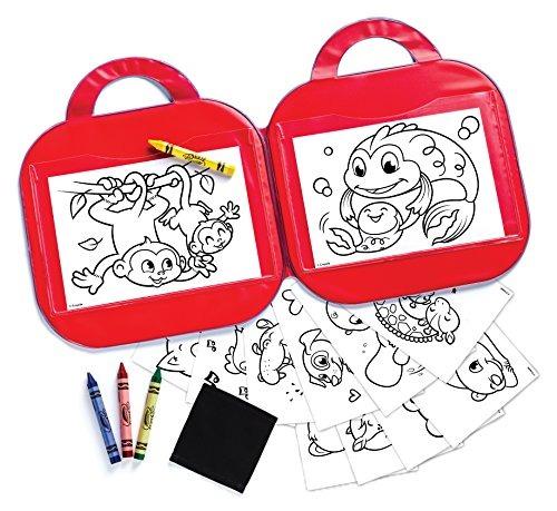 Conjunto De Colorear Crayola Para Ninos, - $ 73.533 en Mercado Libre