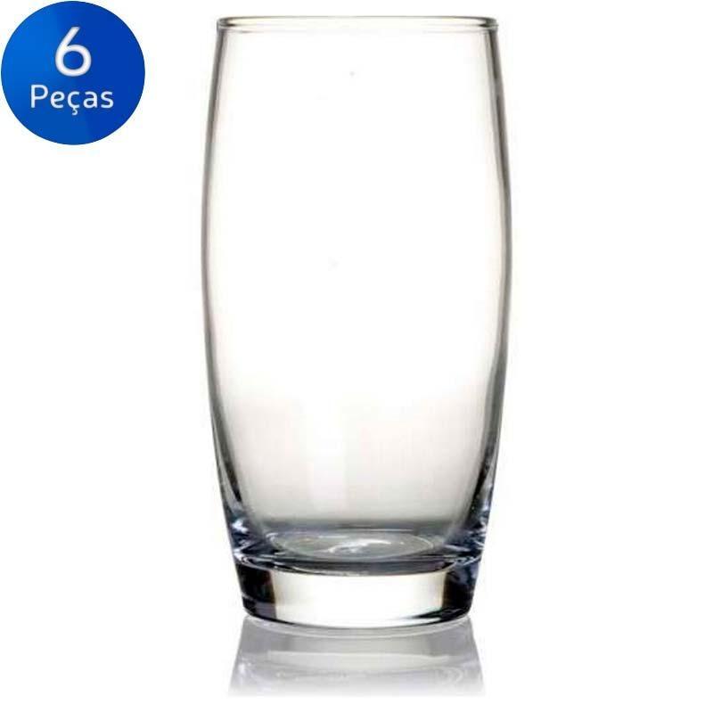 4c270005a9 conjunto de copos oca 400ml 6 peças - nadir. Carregando zoom.