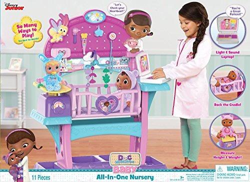 conjunto de cuarto de niños baby ins one de disney doc mcst