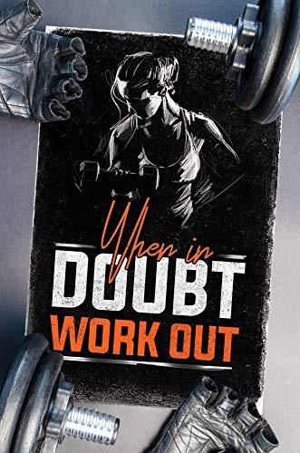 Conjunto De Cuatro Carteles De Fitness Motivacional Inspira