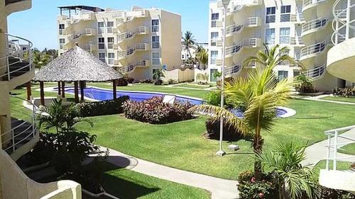 conjunto de departamentos en acapulco