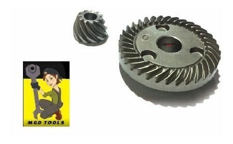 conjunto de engrenagem original makita mga450