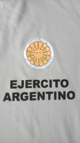 conjunto de equipo gimnasia ejército argentino 2016