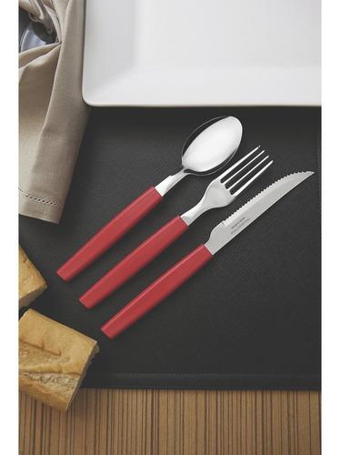 conjunto de facas para churrasco 5 12 peças tramontina