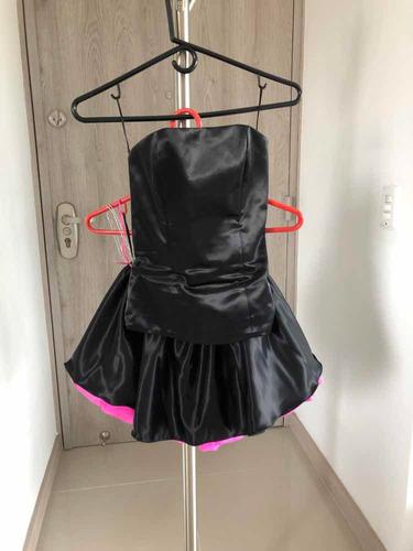 conjunto de falda y corset