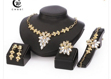 conjunto de jóias 18k
