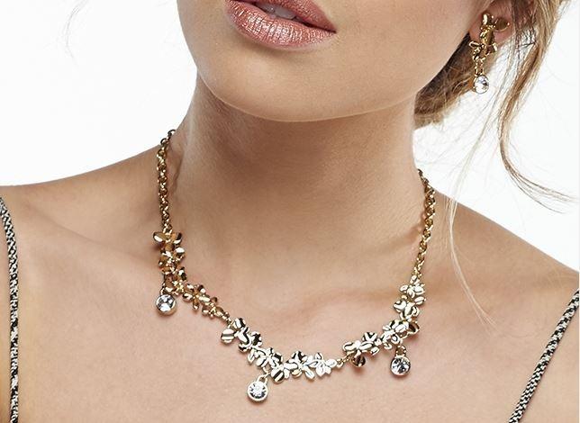 85ee41d02ea6 Conjunto De Joyería Nice Collar 118061l Y Aretes 118062l -   678.00 ...