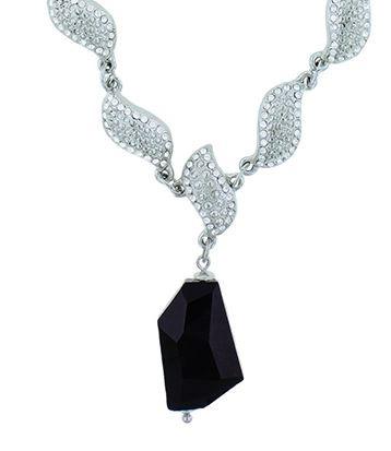 52932a03051d Conjunto De Joyería Nice Negro 217042 Y 217041 -   998.00 en Mercado ...