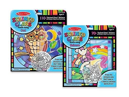 conjunto de kits de actividades de melissa & doug stain