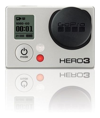 conjunto de lentes protetoras capas gopro alcak-302 hero3+