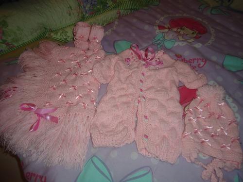 conjunto de maternidade borboleta