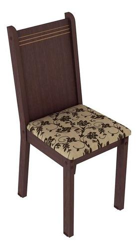 conjunto de mesa de jantar com 4 cadeiras lexy l linho ta...