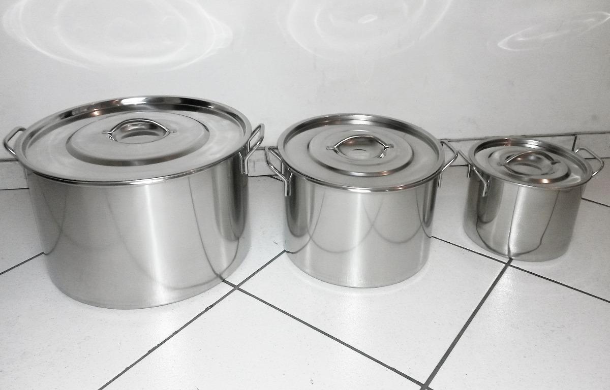 Panela Para Cozinha Industrial Resimden Com
