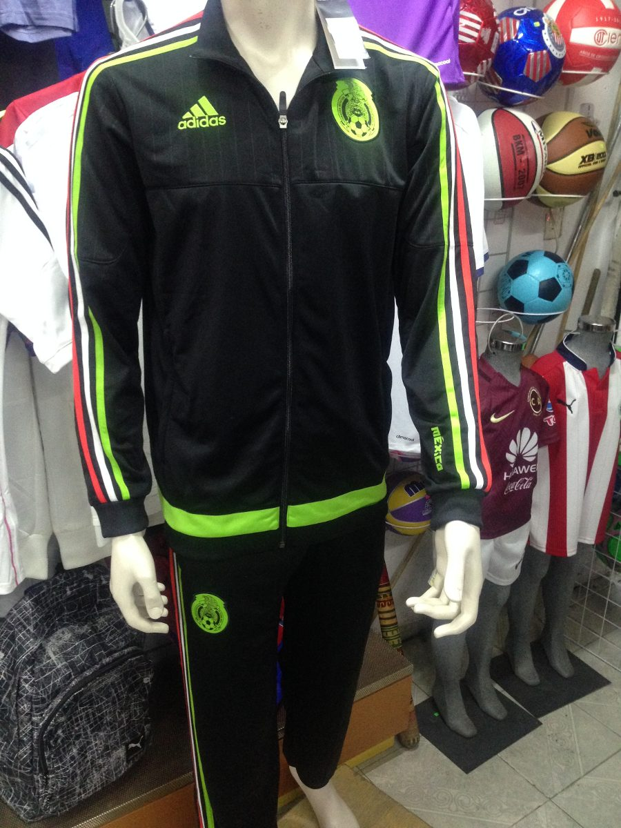 Conjunto De Pants adidas Seleccion Mexicana 100% Original ... 31781a02ae90c