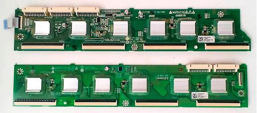 conjunto de placas buffer driver tv lg 60pn6500-sx