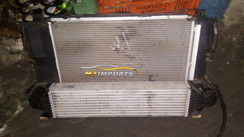 conjunto de radiadores  mercedes a200  original