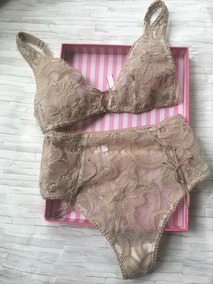 7728735ab Lingerie Victoria Secret Conjunto - Lingerie no Mercado Livre Brasil