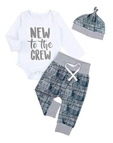 conjunto de ropa para bebes y ninas recien nacidos con estam