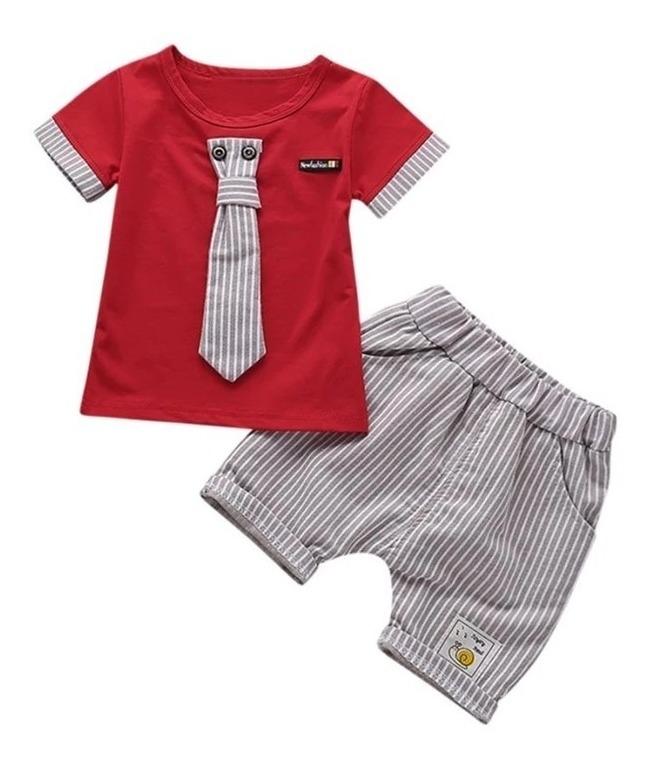 Conjunto De Ropa Para Niños Elegantes Prendas De Vestir Bebe
