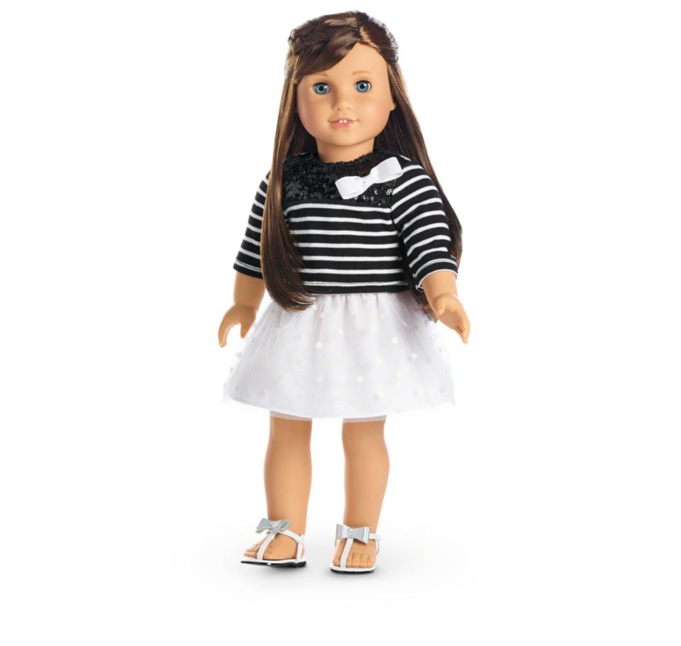 Conjunto De Roupas Boneca American Girl Grace 2015 - R ...