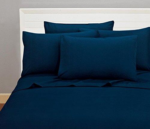 Conjunto de s banas de microfibra calidad de cama 1800 for Sabanas de calidad