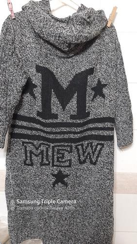 conjunto de saco y sweater nuevos