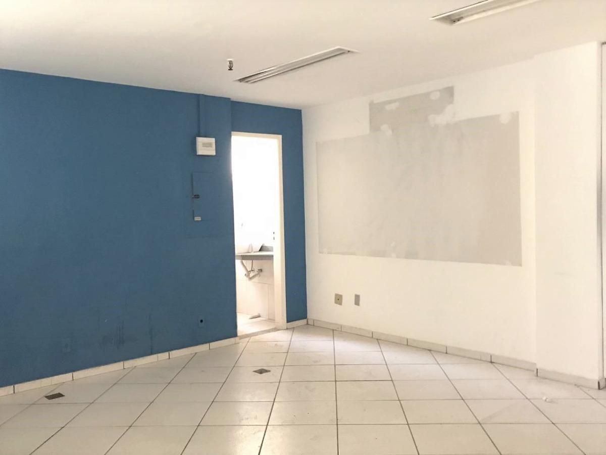 conjunto de salas para locação no centro de bh - 9471