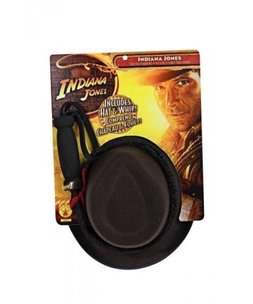 e2c342f91dafe Conjunto De Sombrero Y Látigo Para Niños Indiana Jones -   37.515 en ...