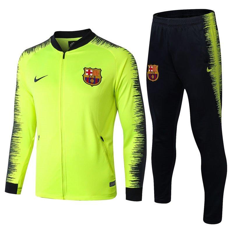 6a87075d62 conjunto de treino barcelona jacket 2019/2020 (promoção). Carregando zoom.