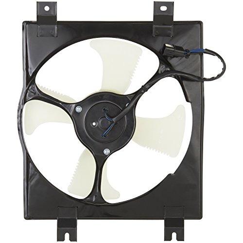 conjunto de ventilador de condensador aire acondicionamiento