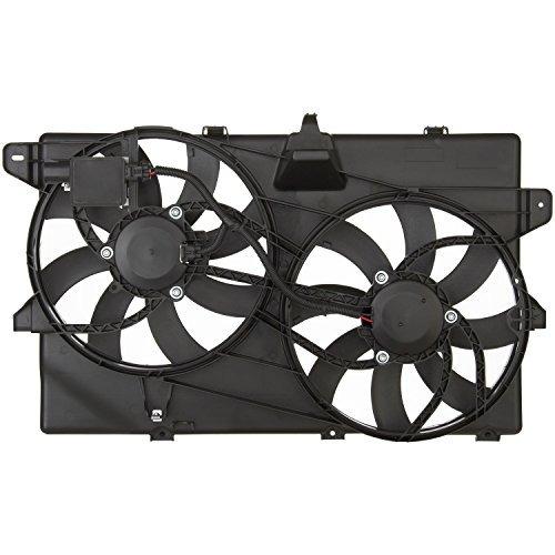 conjunto de ventilador de radiador espectros prima cf15020