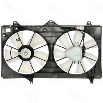 conjunto de ventilador de refrigeración cuatro estaciones 7