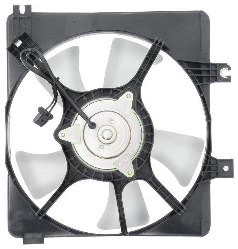 conjunto de ventilador del radiador dorman 620-750