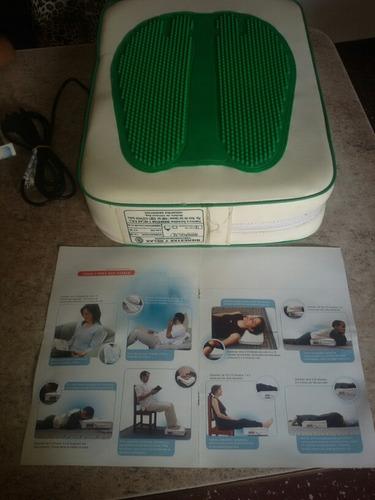 conjunto de vibro termo masajeador nuevo