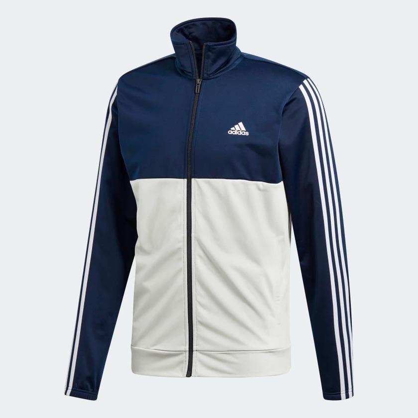 conjunto deportivo adidas back 2 basics 3 stripes caballero. Cargando zoom. 3c8846a989ea