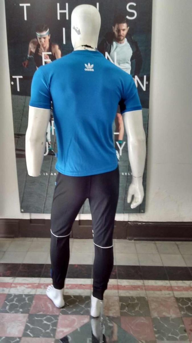 4dec5d00fd193 conjunto deportivo adidas playera y pants color gris talla l. Cargando zoom.