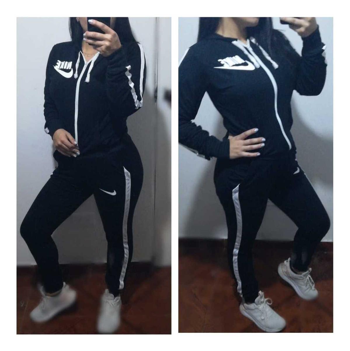 Conjunto Deportivo Sudadera Para Dama Nike Tipo Jogger