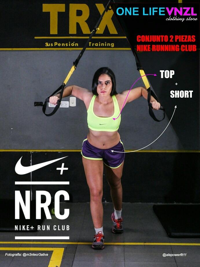 conjunto deportivos nike damas 100% dri fit. Cargando zoom. 573a4de589ca2