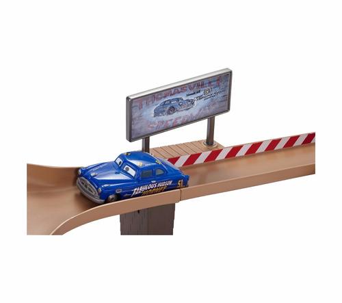 conjunto disney carros 3 pista corrida em thomasville - doc