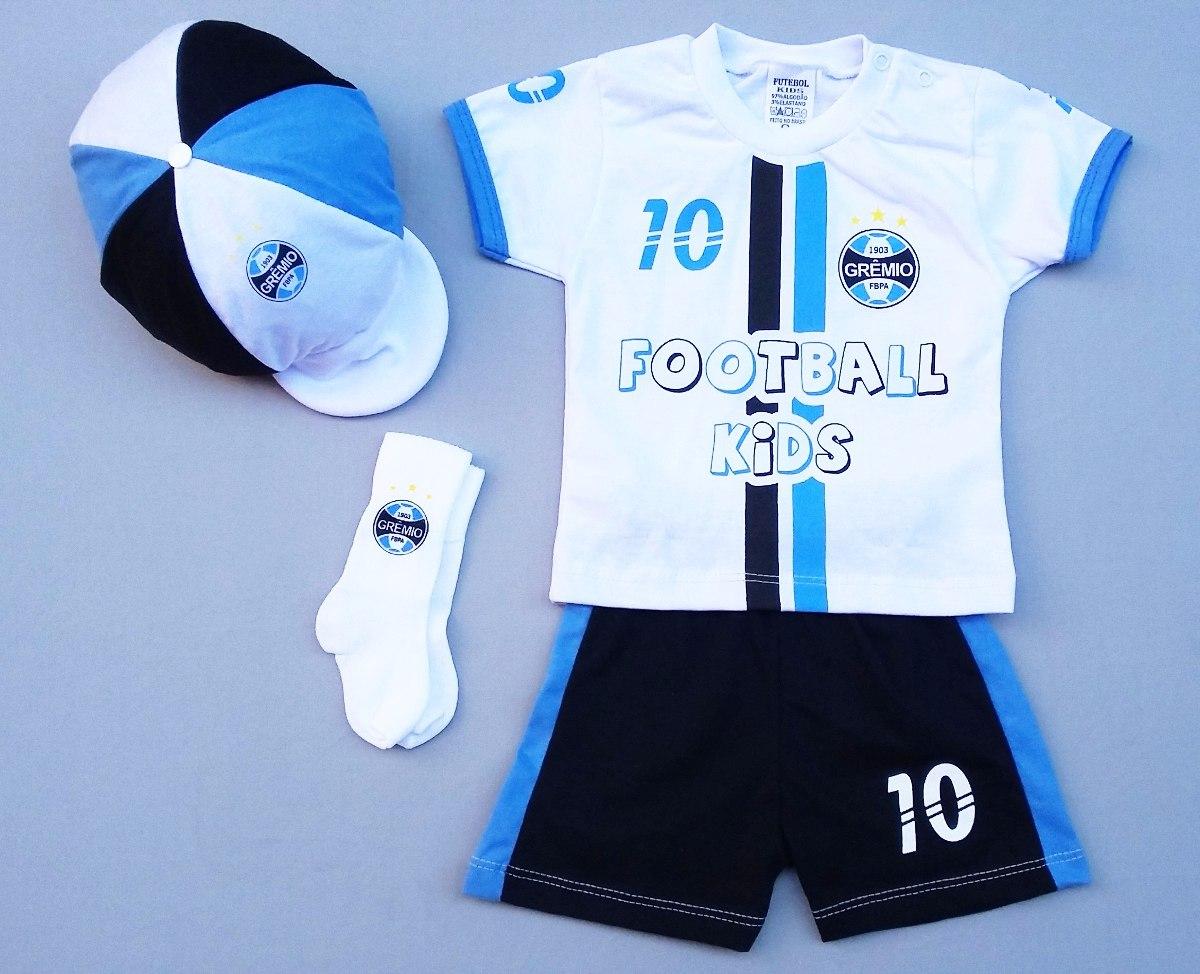 1c4289bf5e Conjunto Do Grêmio Infantil