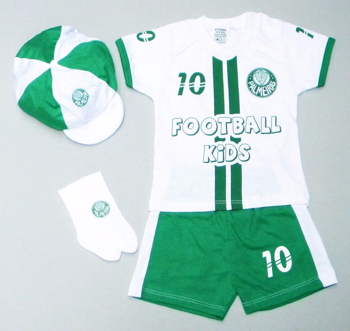 Conjunto Do Palmeiras Infantil 5703be511b507